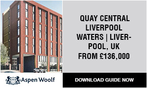 Quay Central - Liverpool Waters | Liverpool, UK From £136,000
