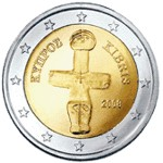 Cyprus adopts the Euro