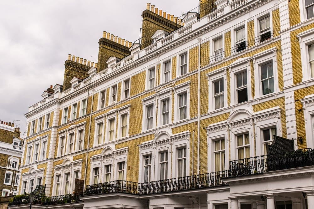 Kensington & Chelsea the most searched for Airbnb location in London