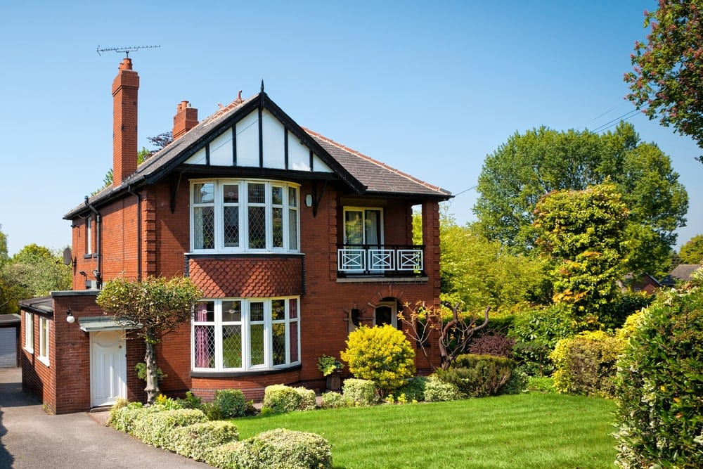 Gardens and parking are most important considerations when moving home