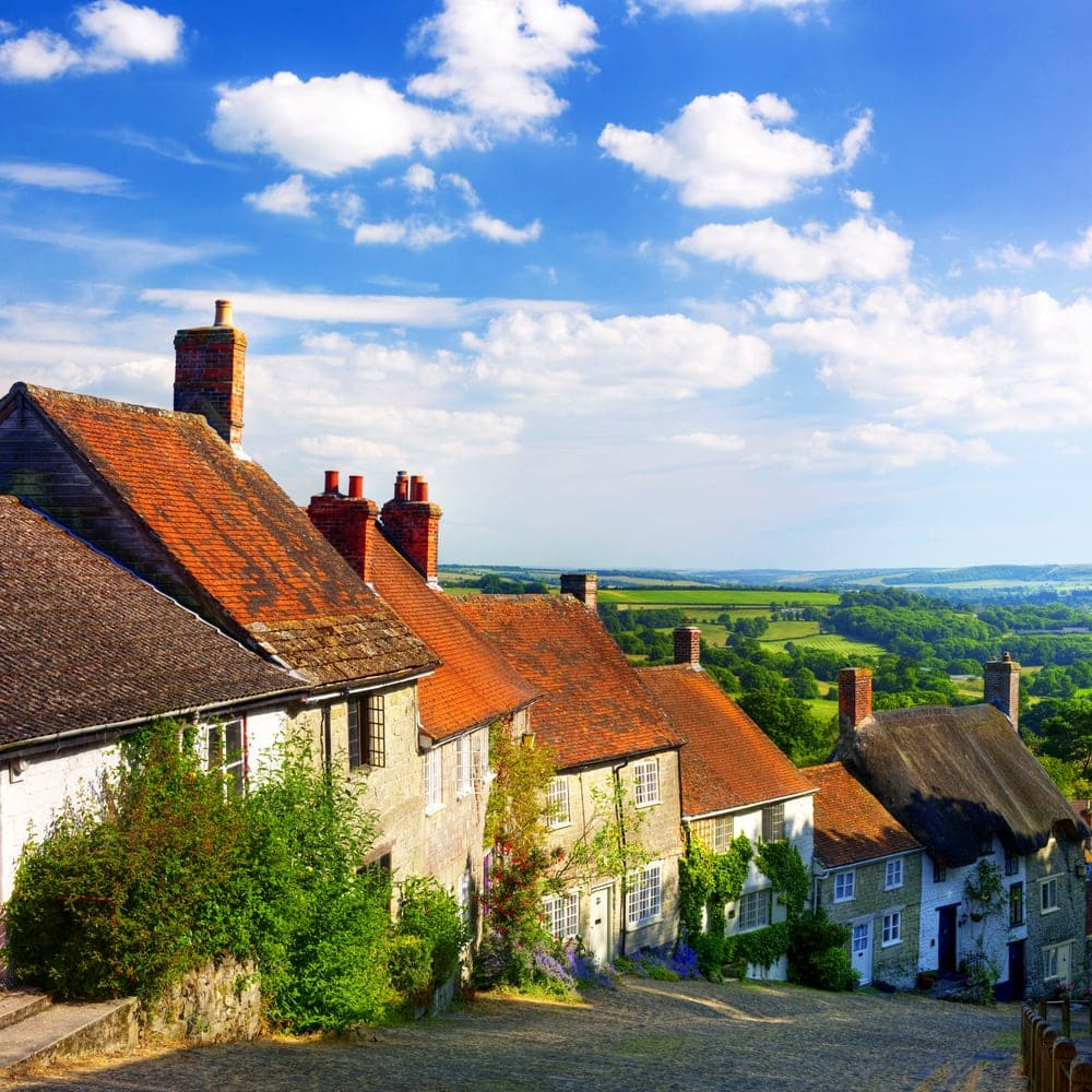 Up to 10 new homes in every uk village would solve rural for Utah rural housing