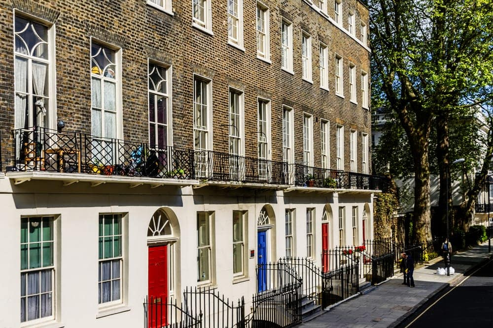 Property market set to turn positive in London, says latest index report