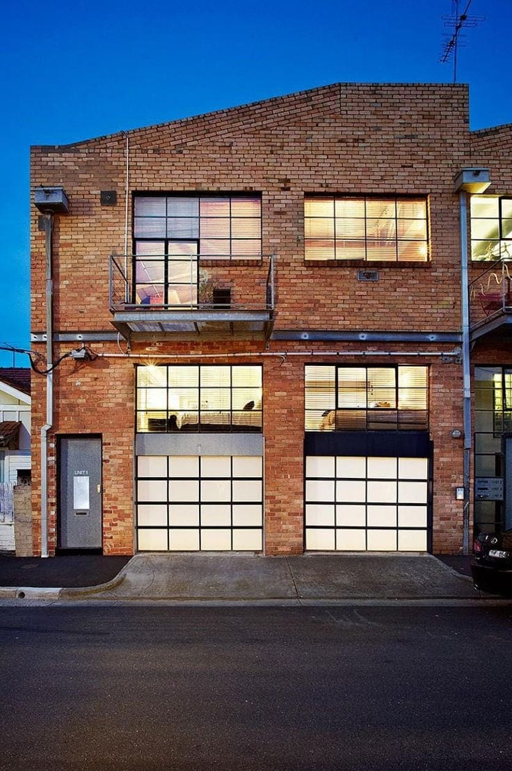 Uk lender suggests more office to residential conversions - Warehouse turned into home ...