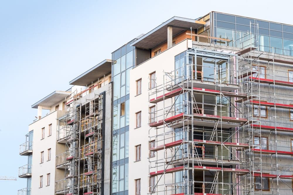New build growth set to be strongest in East and North West London