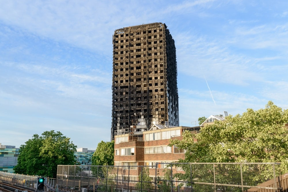 Hundreds of residential buildings still have cladding that does not meet regulations