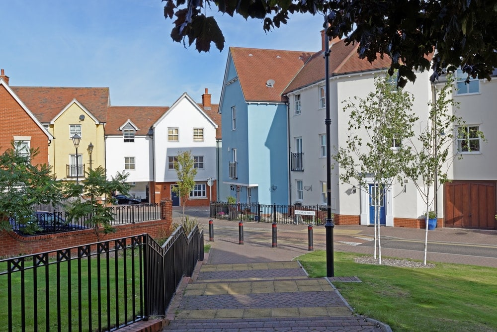 Study reveals new build hot spots in England and Wales