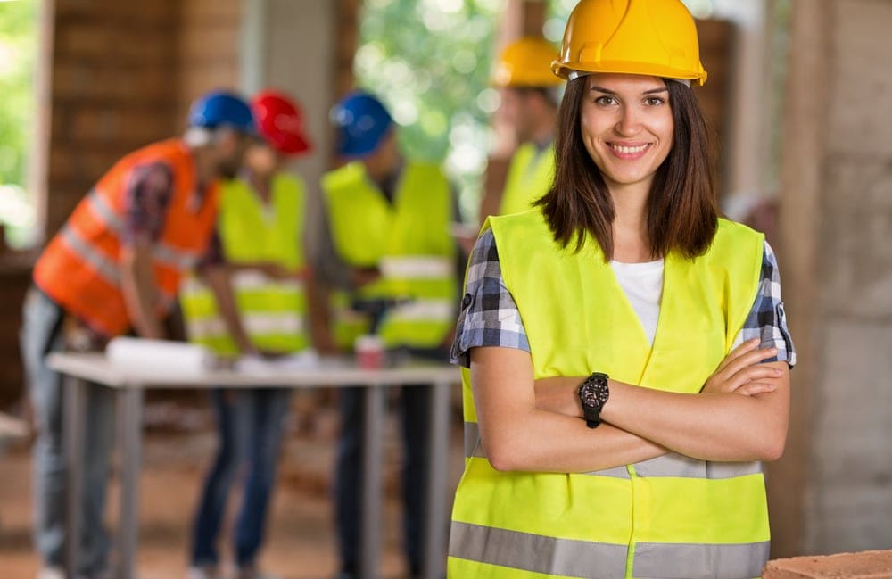 Around a third of UK home owners would employ a female builder, new survey  shows - PropertyWire