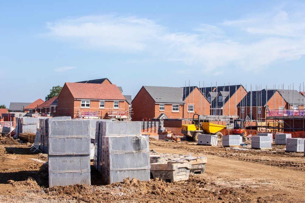 Council house building in England at highest level since 1990