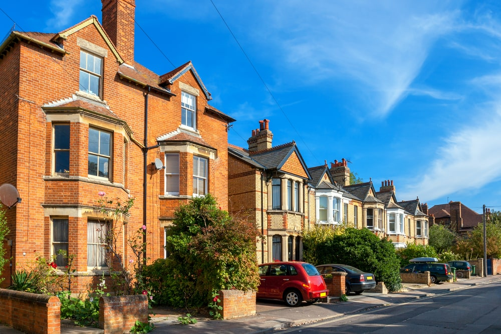 Asking prices creep up again in England year on year