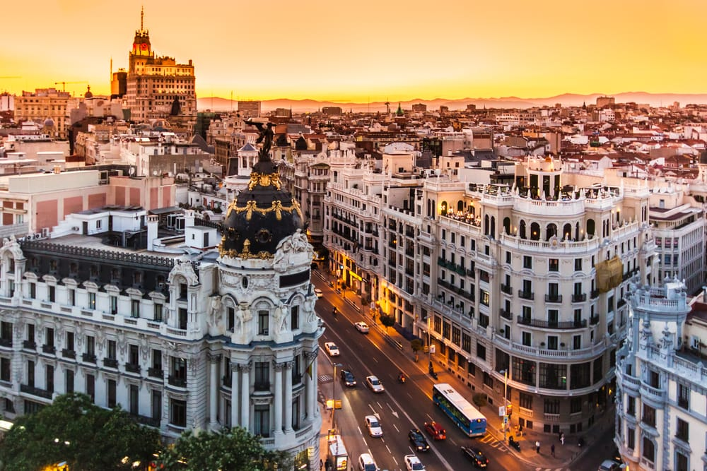 Five key cities in Spain seeing strong prime market activity and growth