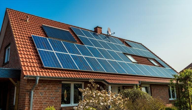 solar panel green energy