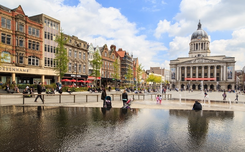 The Nottingham unveils 75% LTV limited company buy-to-let mortgages - PropertyWire