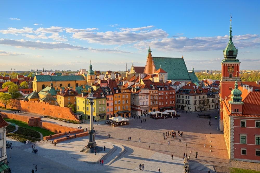 Polish development activity on the rise