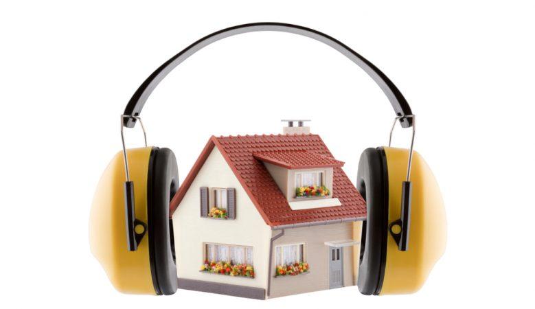 Property noise assessment