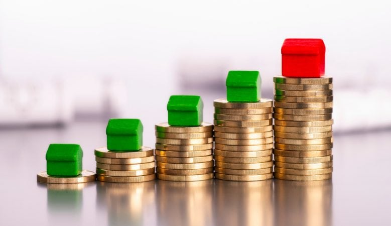 property boom rising prices