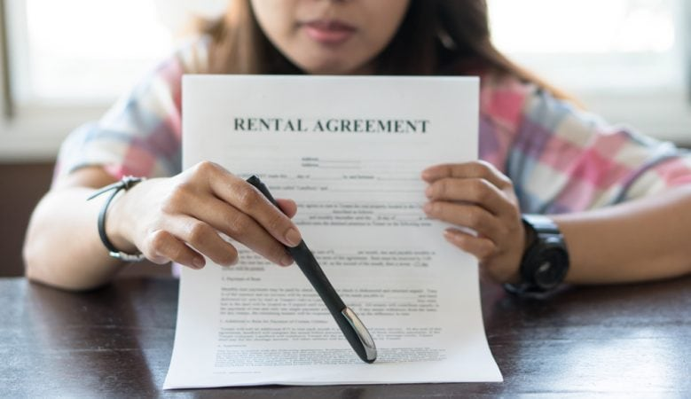 landlord rental agreement