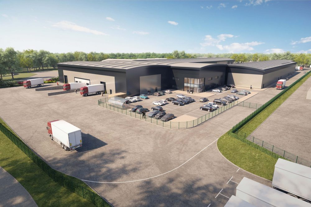 LG Electronics pre-lets 50,000 sq ft unit in Leighton Buzzard - PropertyWire