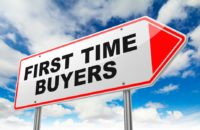 First-time buyers saving for a house in just 3.6 years